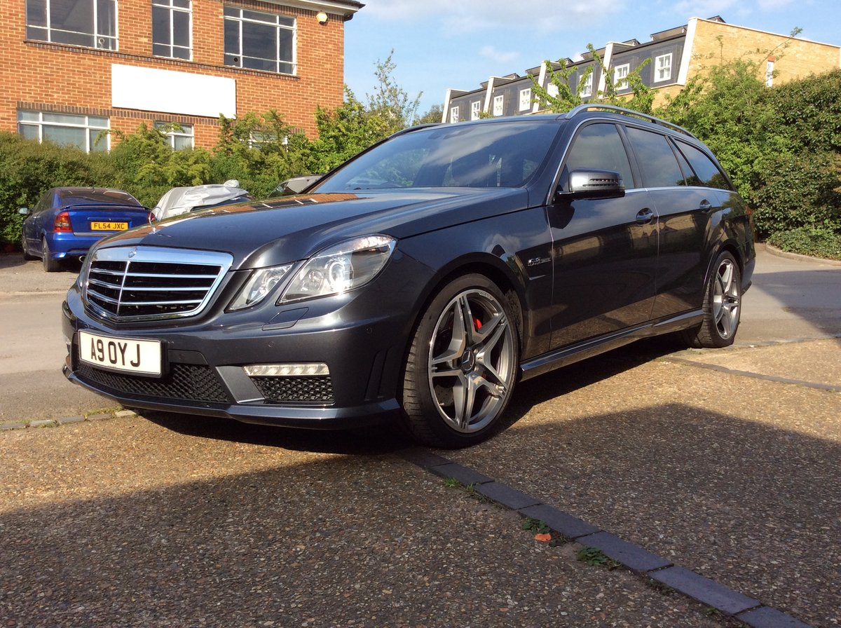 2010 Mercedes Benz E63 AMG Estate For Sale | Car And Classic