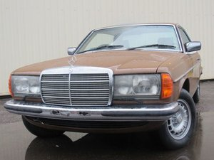 1981 Mercedes-Benz 230 CE For Sale