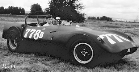 1958 Rayford Sports Racing Car For Sale