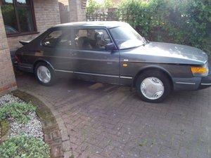 1987 Saab Classic 900 Jubilee ltd Edition, For Sale