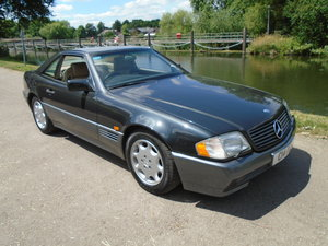 1995 Superb affordable 280 SL automatic For Sale