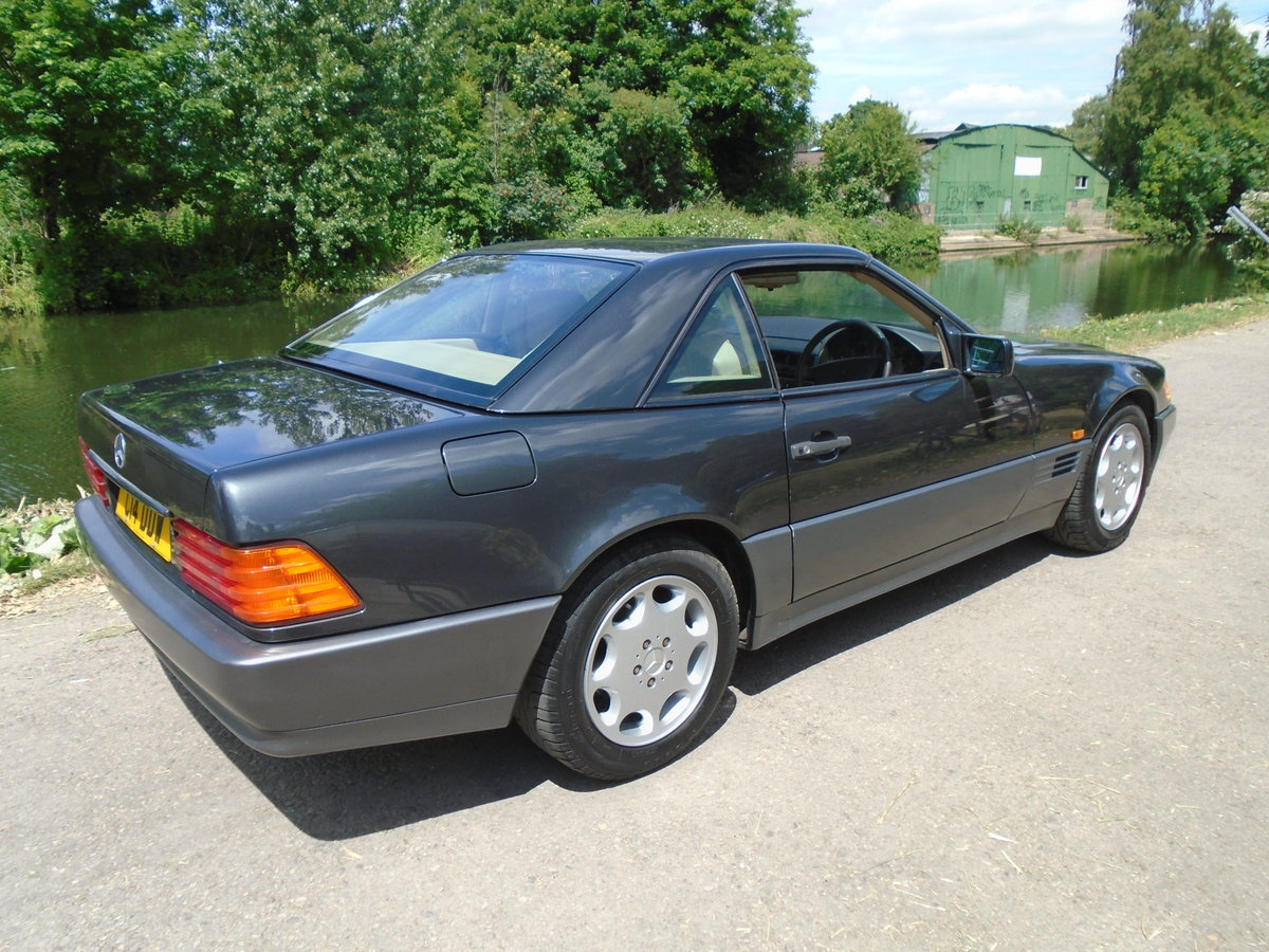 1995 Superb affordable 280 SL automatic For Sale (picture 2 of 6)