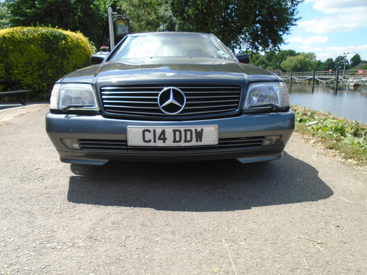 1995 Superb affordable 280 SL automatic For Sale (picture 3 of 6)