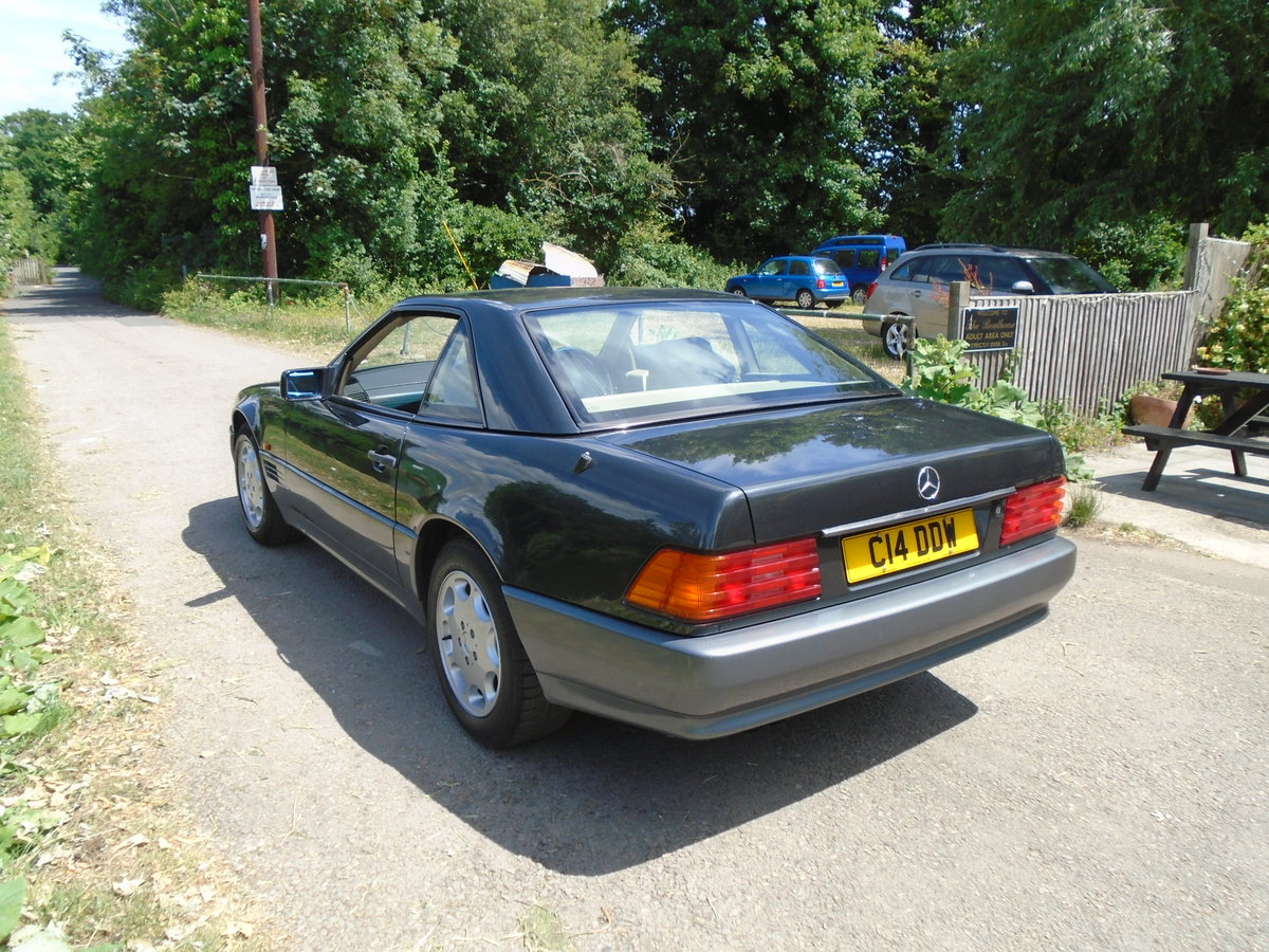 1995 Superb affordable 280 SL automatic For Sale (picture 4 of 6)