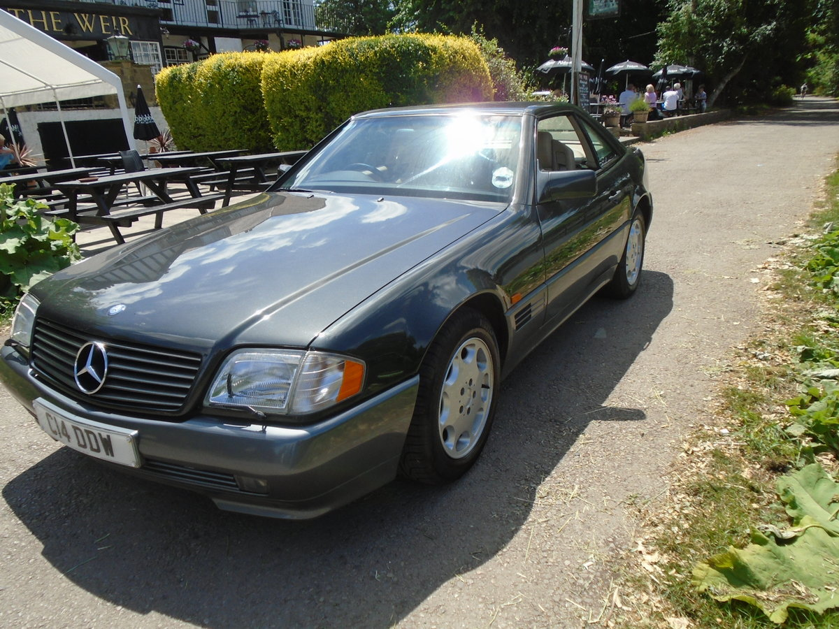 1995 Superb affordable 280 SL automatic For Sale (picture 6 of 6)