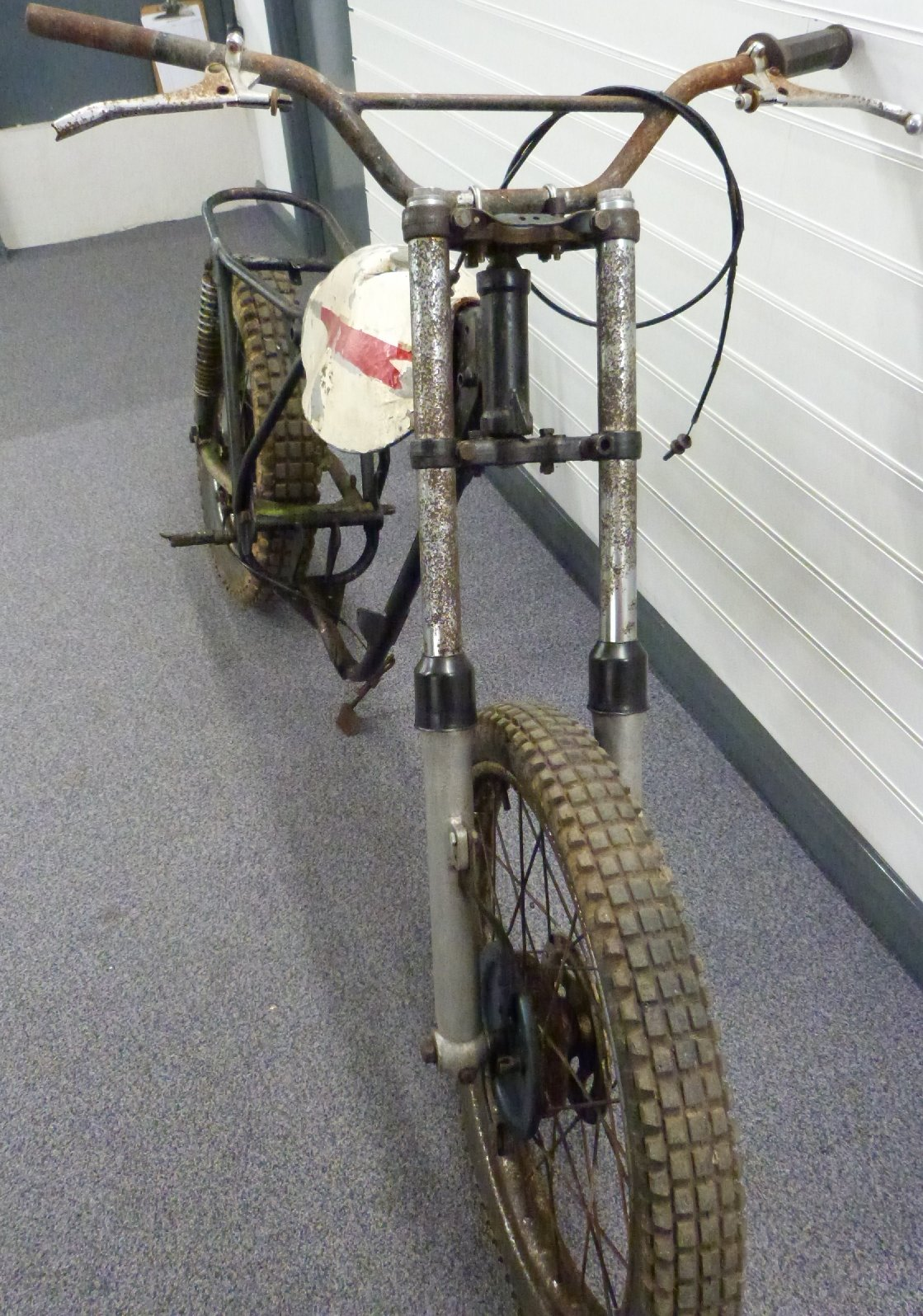1969 Cotton 37A lightweight trail motorcycle proje For Sale by Auction (picture 3 of 3)