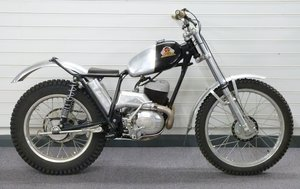 1969 Cotton 37A lightweight 250cc trials bike For Sale by Auction