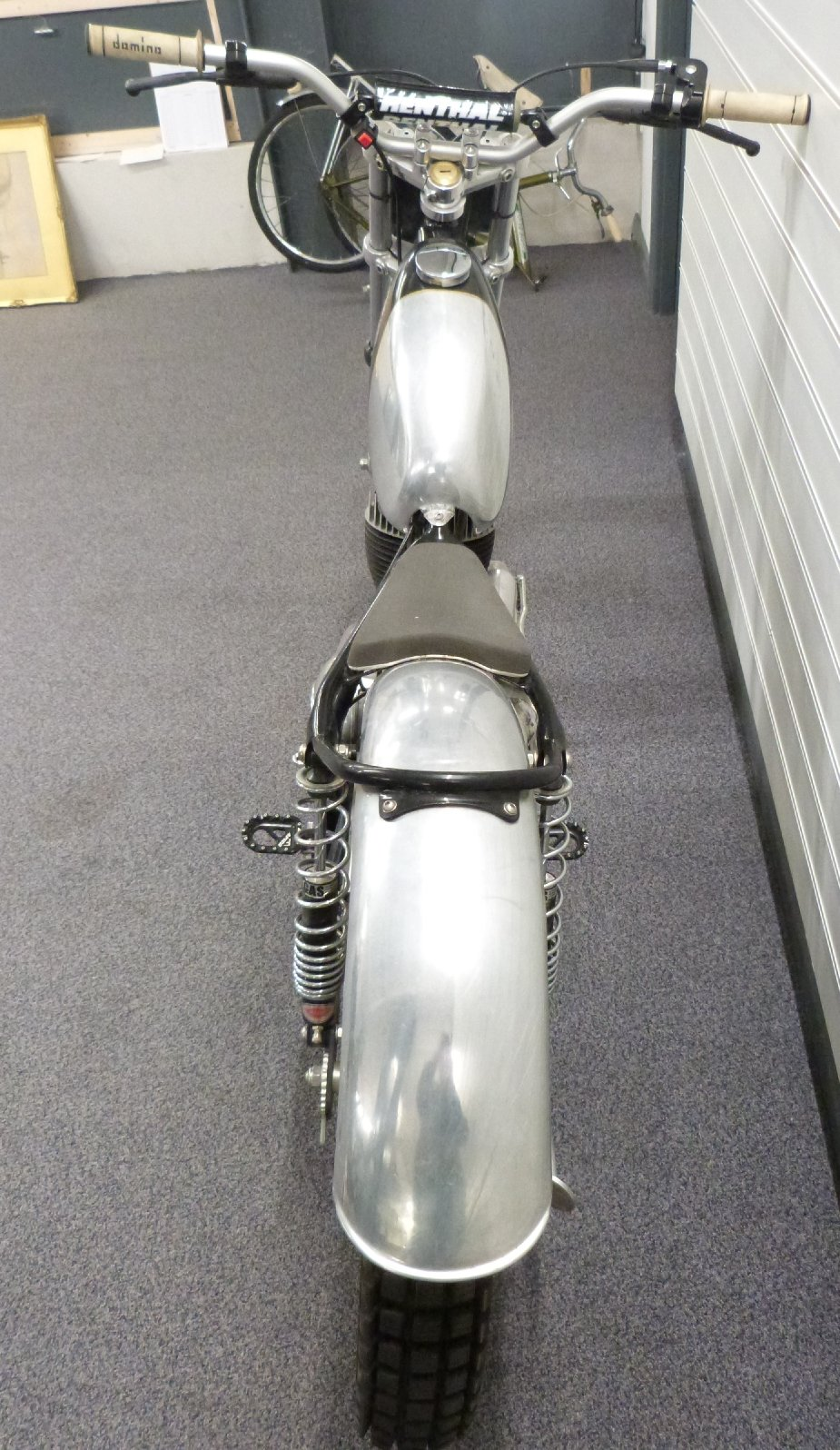 1969 Cotton 37A lightweight 250cc trials bike For Sale by Auction (picture 5 of 5)