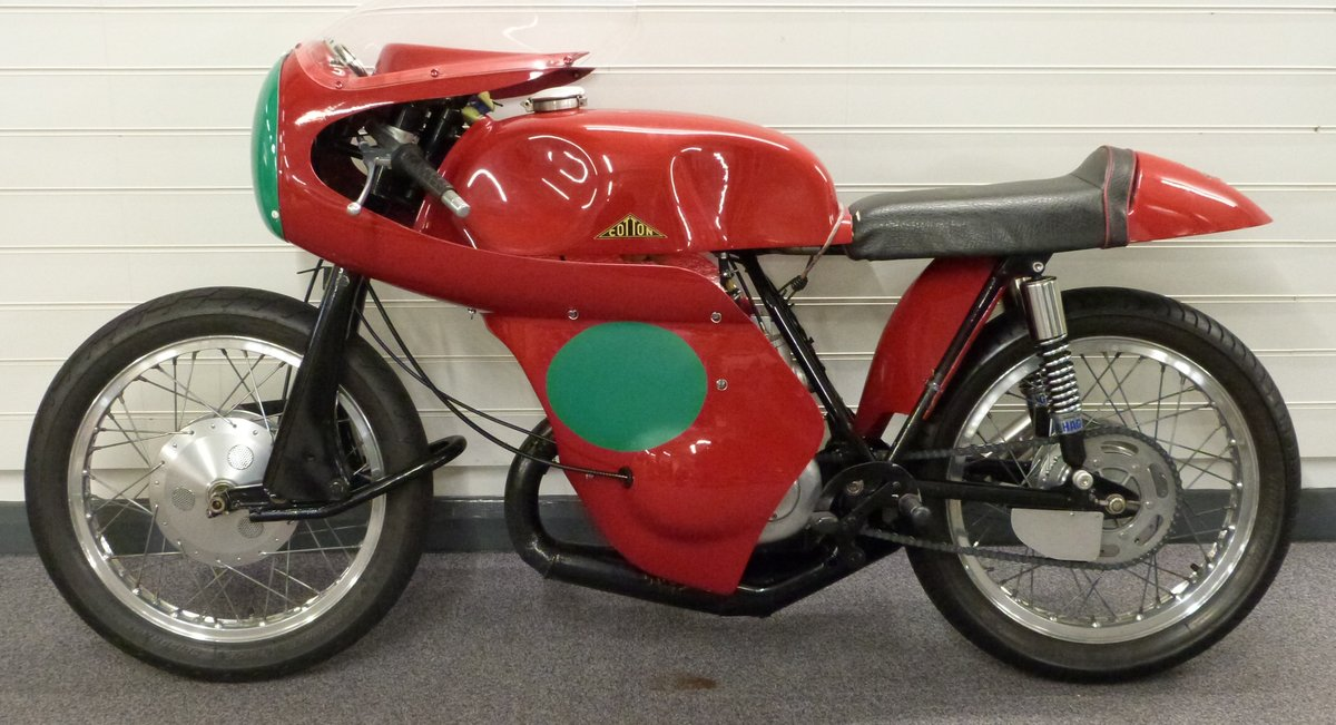 1960's Cotton Telstar Mk2 road racer For Sale by Auction (picture 4 of 6)