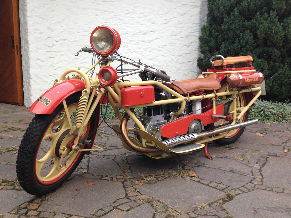 1927 Böhmerland 600 For Sale (picture 1 of 6)