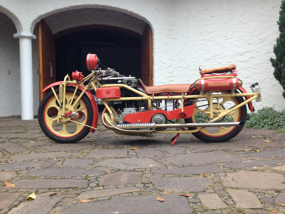 1927 Böhmerland 600 For Sale (picture 2 of 6)