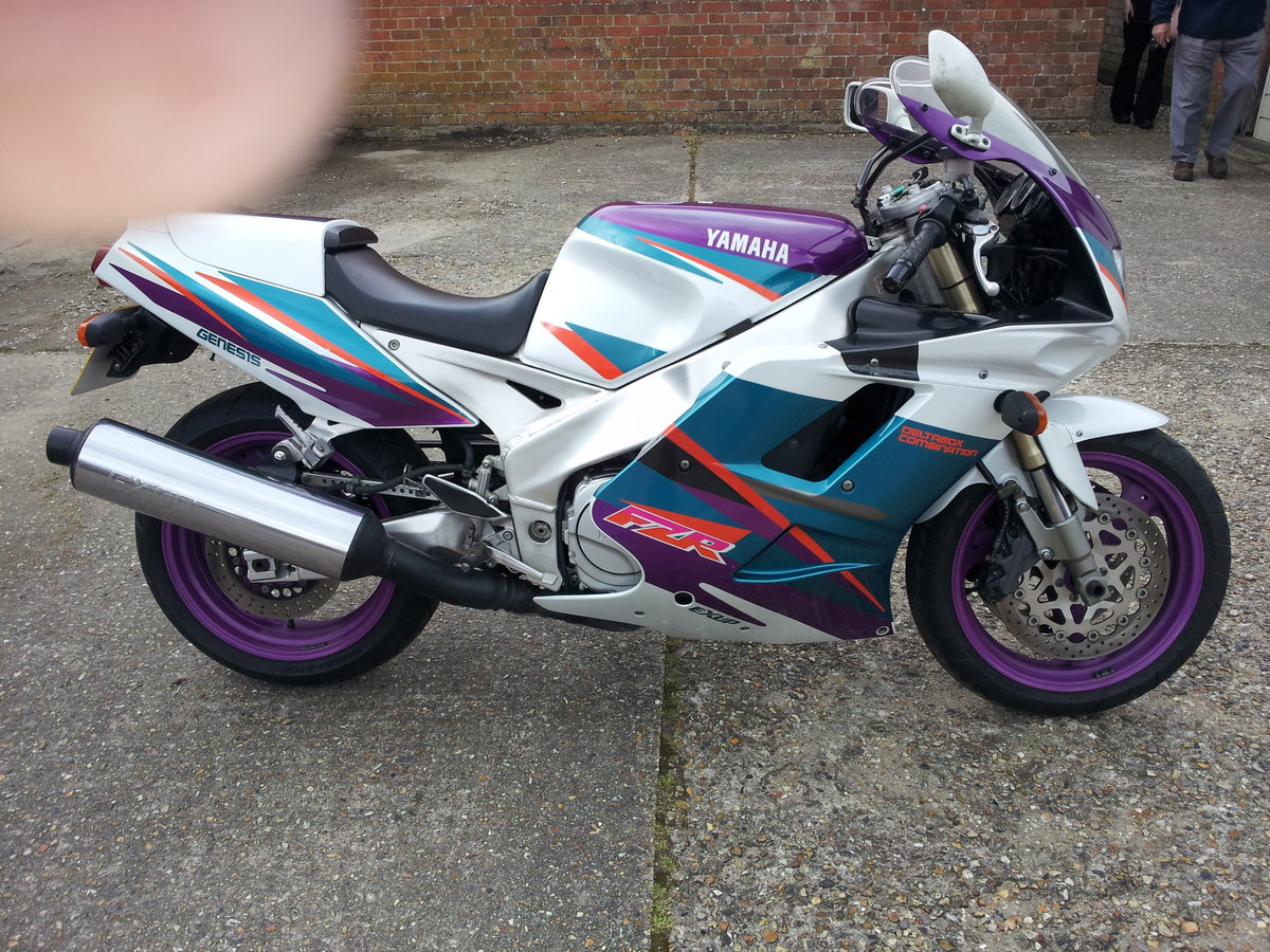 1994 Yamaha fox eye fzr 1000 ru For Sale (picture 1 of 6)