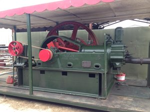 1927 VINTAGE ENGINE