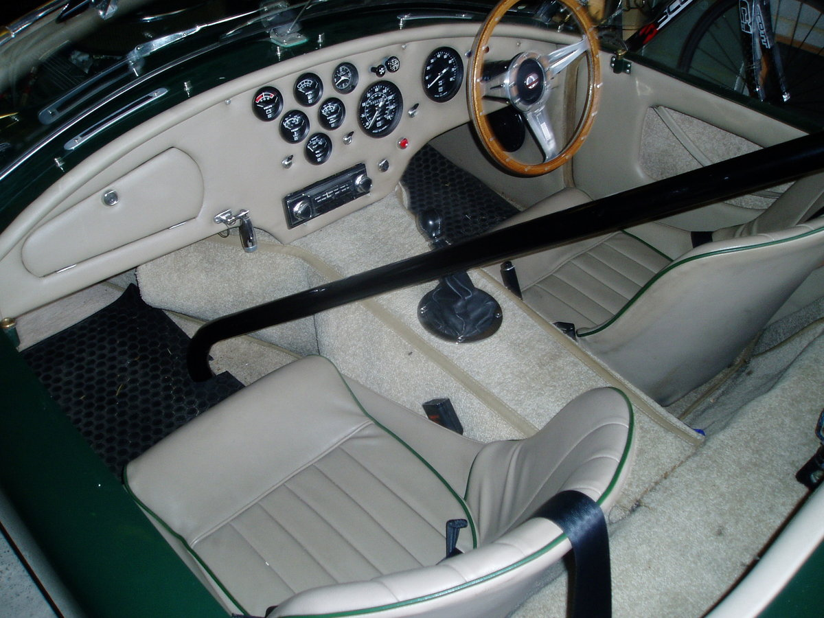 1991 AC Cobra replica by BRA For Sale (picture 5 of 6)