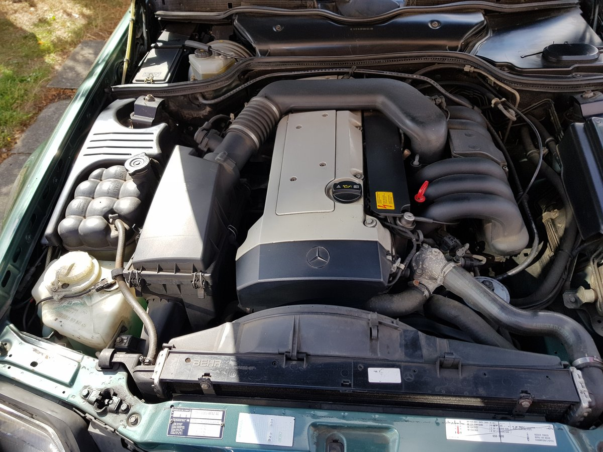 1994 Mercedes Benz SL320 For Sale (picture 1 of 6)
