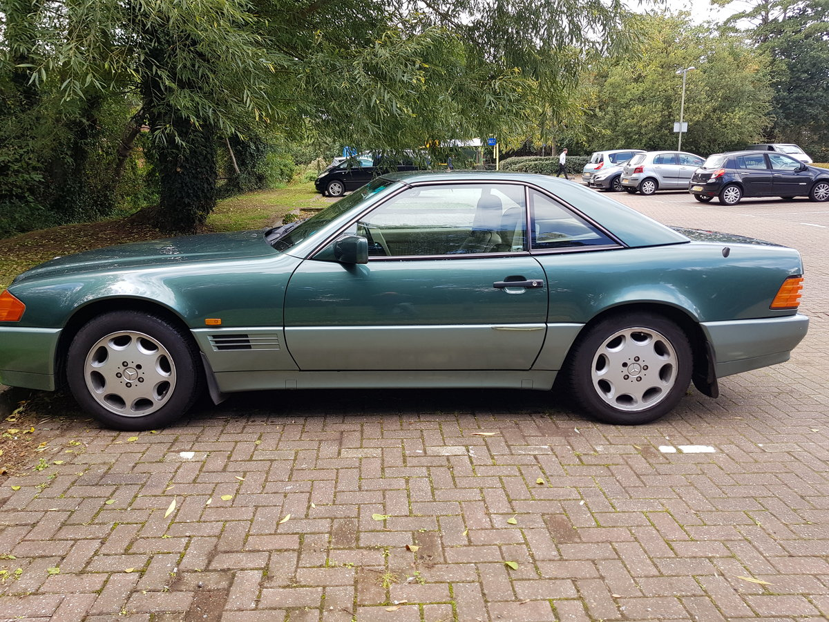 1994 Mercedes Benz SL320 For Sale (picture 4 of 6)