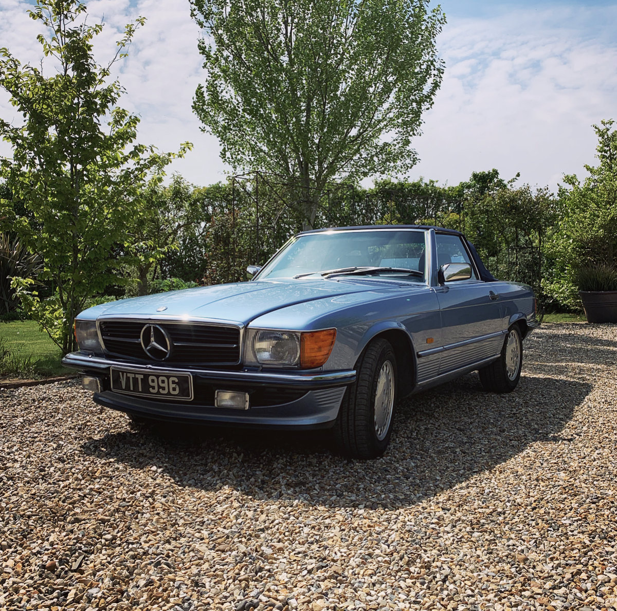 MERCEDES 420SL 1988, VERY GOOD CONDITION For Sale (picture 1 of 5)
