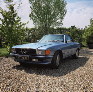 MERCEDES 420SL 1988, VERY GOOD CONDITION