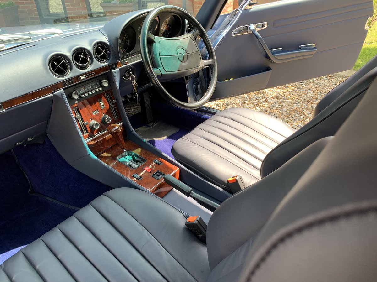 MERCEDES 420SL 1988, VERY GOOD CONDITION For Sale (picture 5 of 5)