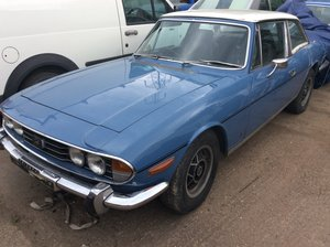 1973 Triumph Stag Automatic For Sale