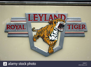 Wanted: Leyland Tiger Badges