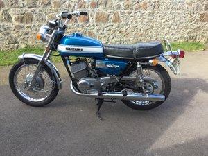 1971 Stunning Suzuki T 350 SOLD