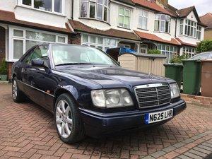 1996 Mercedes E220 COUPE, full MOT, needs tidying up For Sale