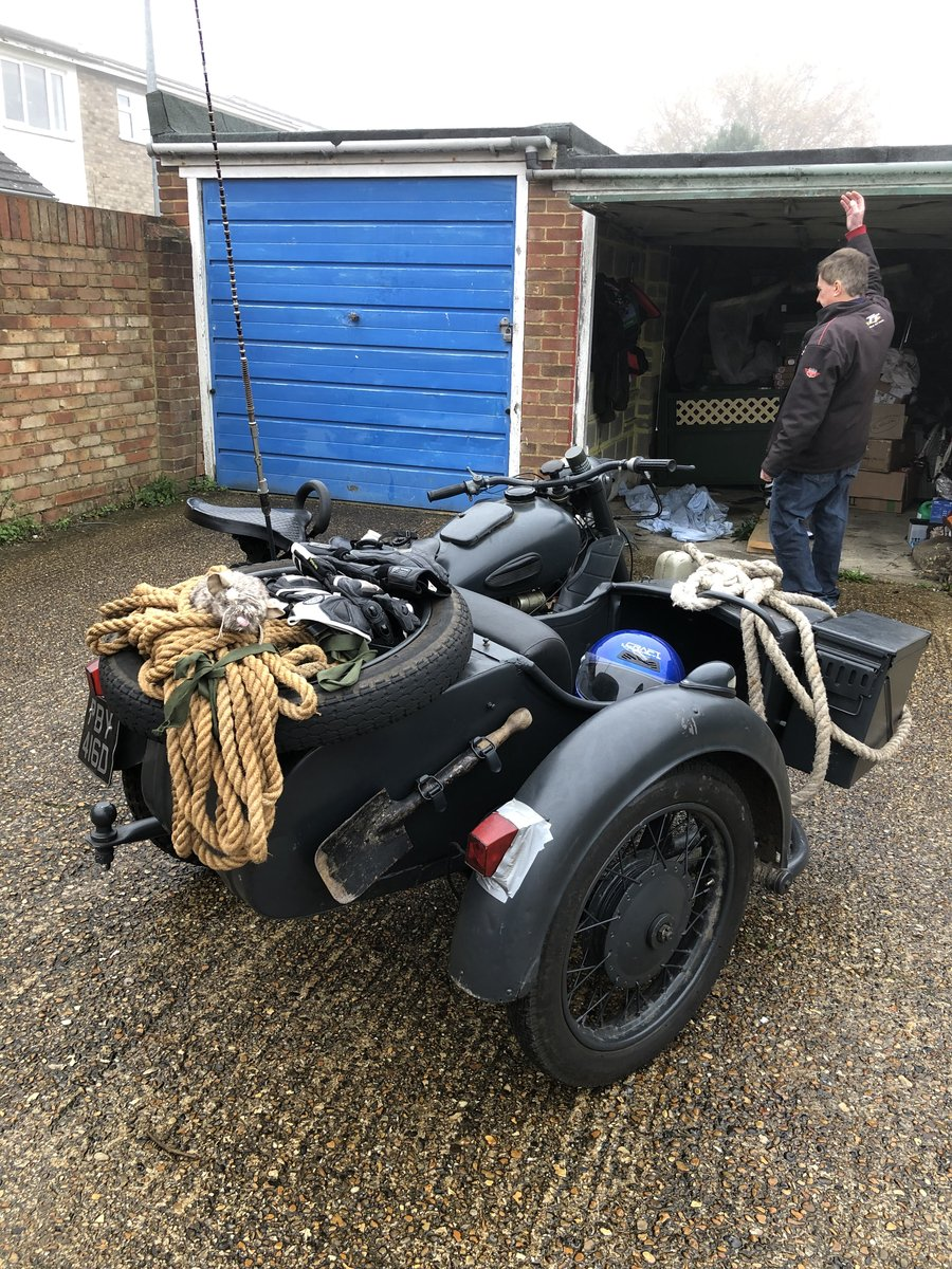 1966 Militry Sidecar For Sale (picture 3 of 5)