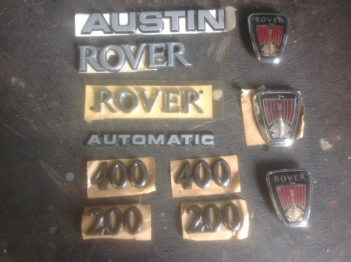 Rover/Austin  memorabilia items. For Sale (picture 1 of 2)