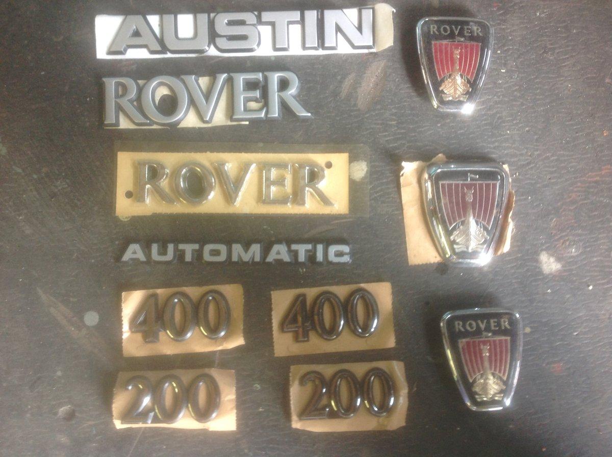 Rover/Austin  memorabilia items. For Sale (picture 2 of 2)
