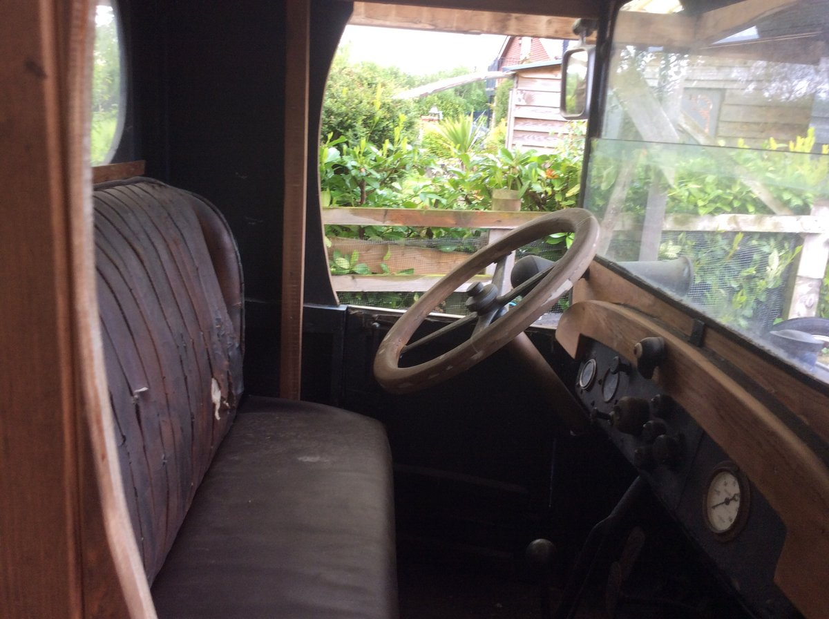 1924 Unic Advertising truck For Sale (picture 3 of 6)