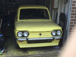 1974 Sunbeam imp sport  For Sale