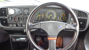 1989 Fully restored and tuned SAAB 900 T16s 2dr For Sale