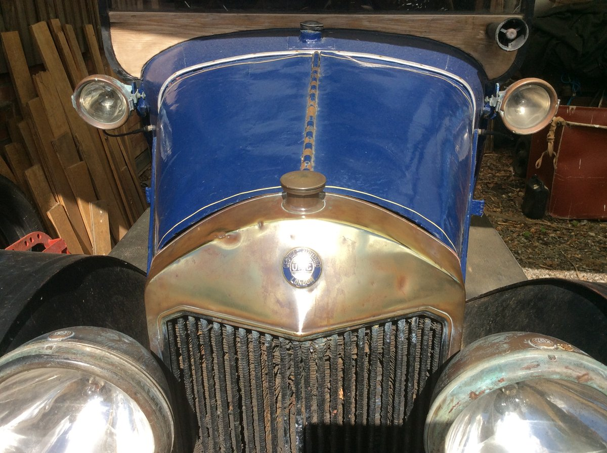 1924 Unic Advertising truck For Sale (picture 4 of 6)