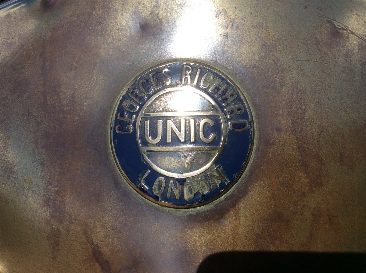 1924 Unic Advertising truck For Sale (picture 6 of 6)