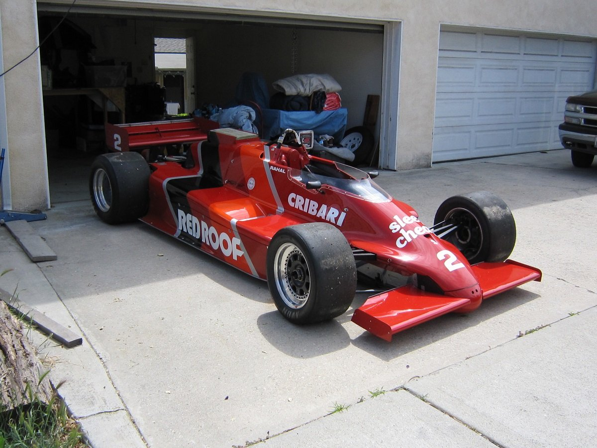 1983 March Indy/road course - Bobby Rahal RESTORED For Sale (picture 1 of 6)