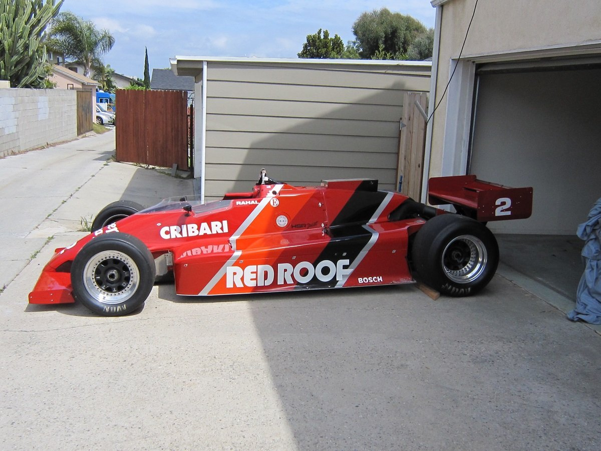 1983 March Indy/road course - Bobby Rahal RESTORED For Sale (picture 2 of 6)
