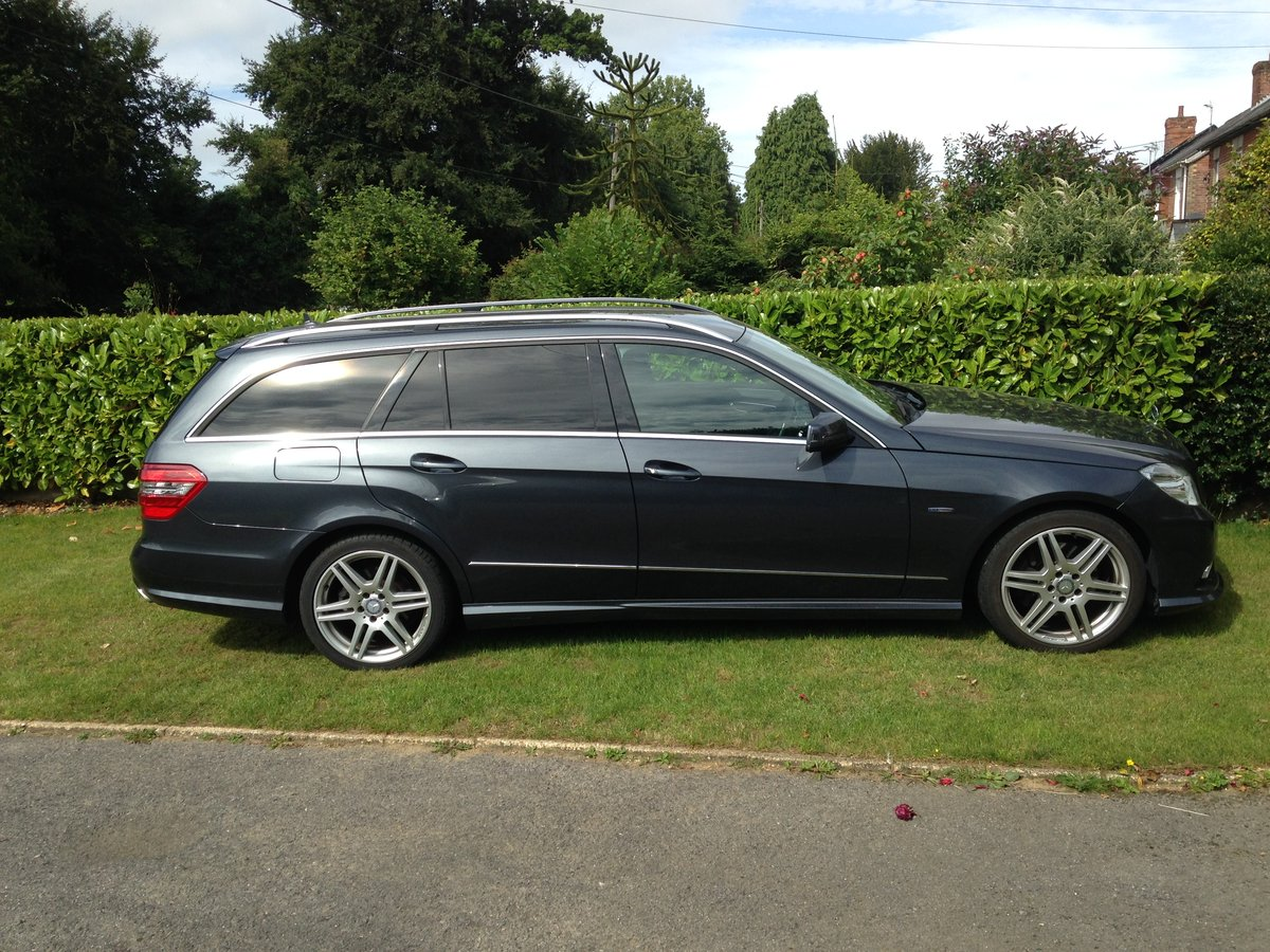 2010 Mercedes 350 cdi BlueEfficiency Sport Estate For Sale (picture 2 of 3)