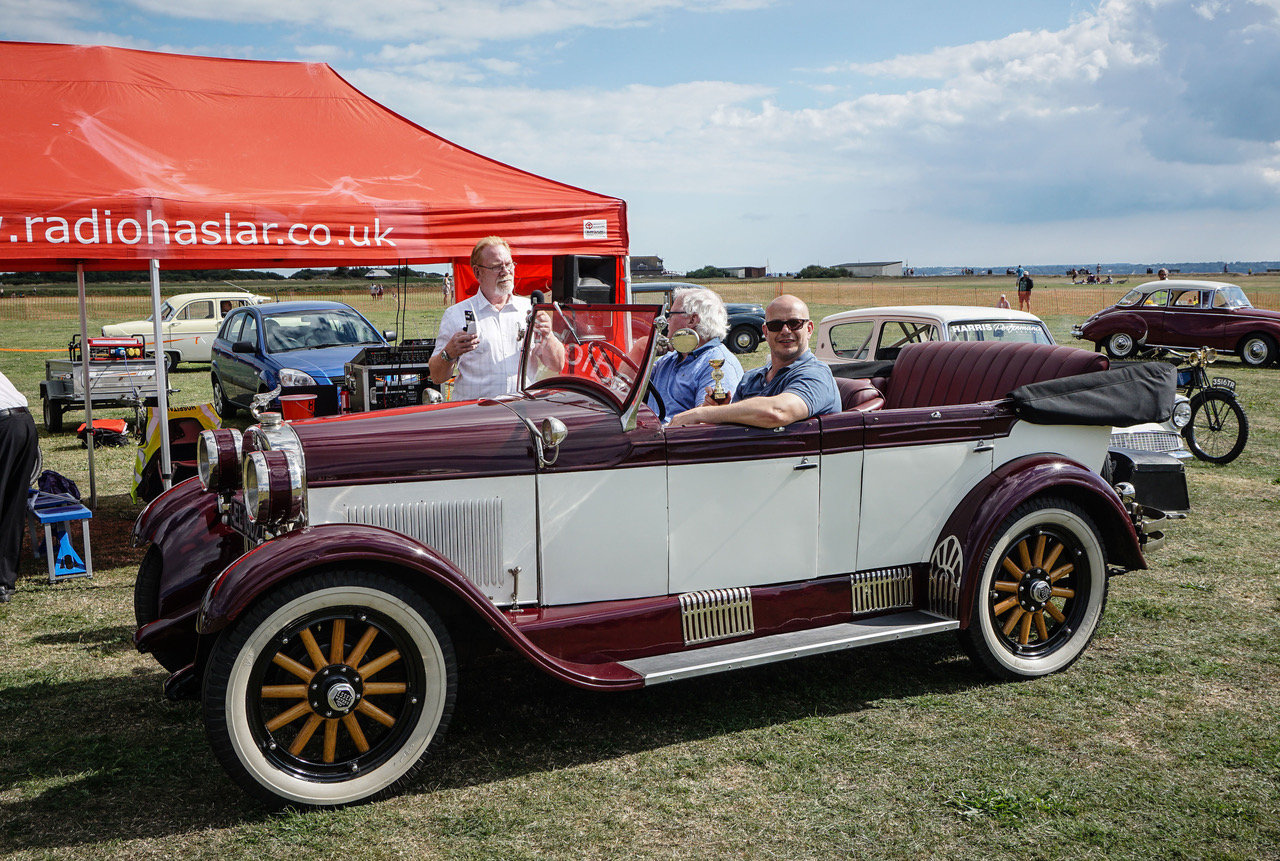 1928 Essex Super Six 5 seater phaeton For Sale (picture 1 of 6)