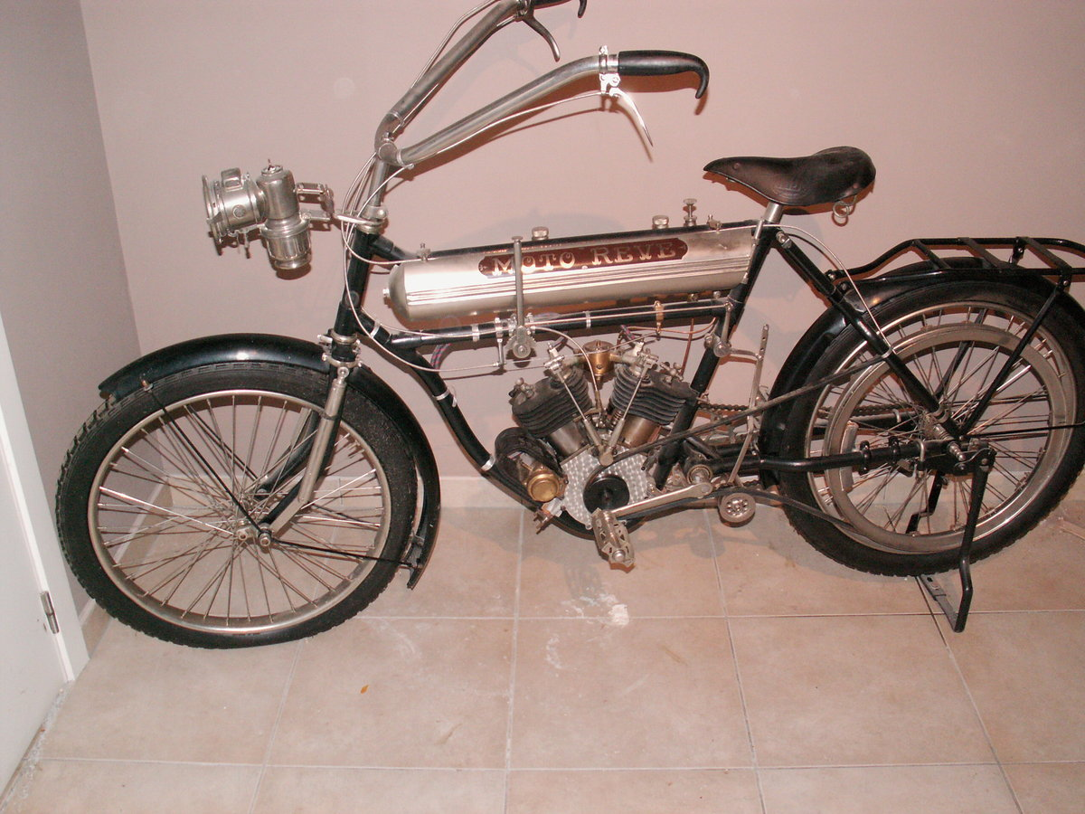 1912 Moto Reve Model C for sale SOLD (picture 1 of 1)