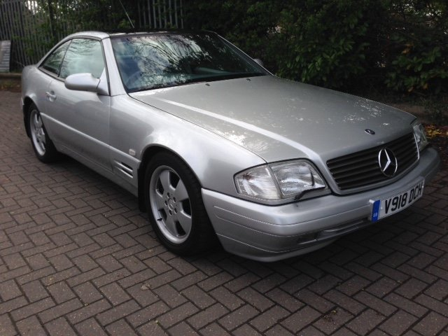 1999 Mercedes SL320 R129 For Sale (picture 1 of 6)