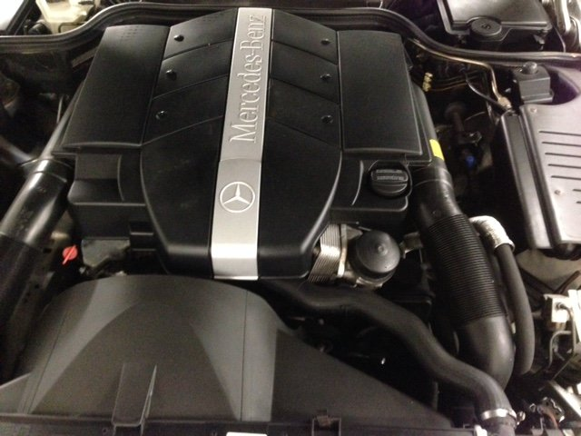 1999 Mercedes SL320 R129 For Sale (picture 6 of 6)