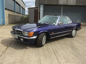 1989 Mercedes 300SL For Sale