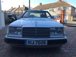 1992 Mercedes coupe For Sale