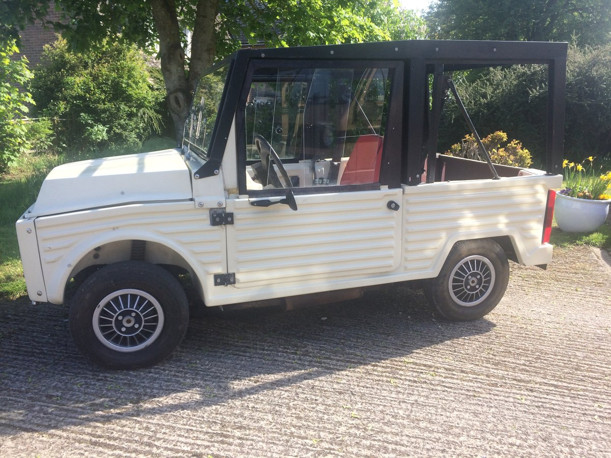 1991 MINI MOKE look alike DUPORT  Micro Car For Sale (picture 1 of 6)