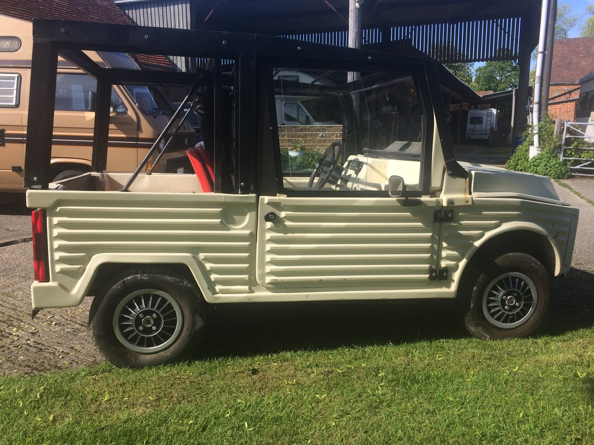 1991 MINI MOKE look alike DUPORT  Micro Car For Sale (picture 3 of 6)