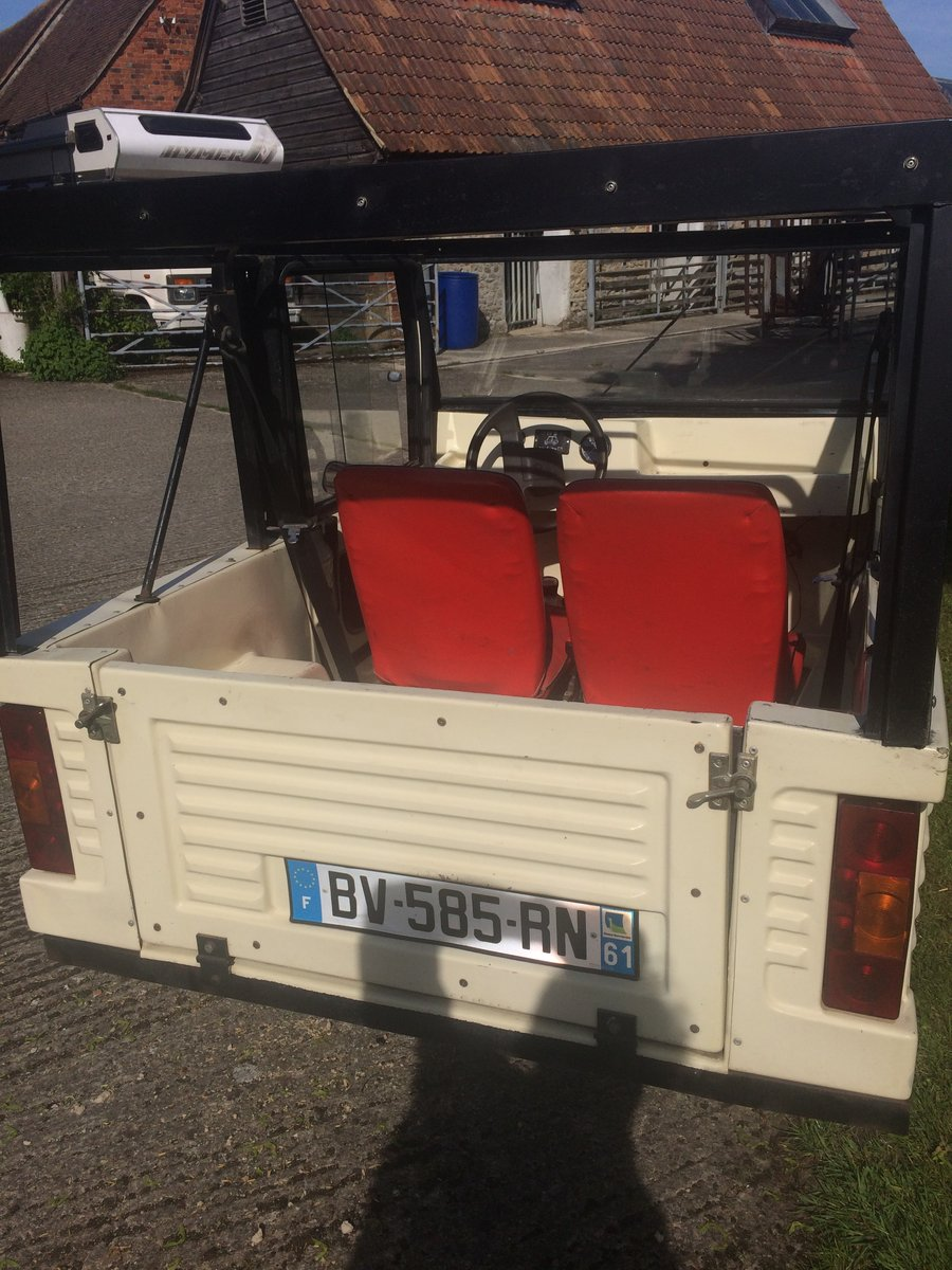 1991 MINI MOKE look alike DUPORT  Micro Car For Sale (picture 4 of 6)