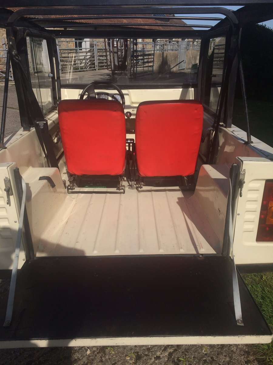 1991 MINI MOKE look alike DUPORT  Micro Car For Sale (picture 5 of 6)