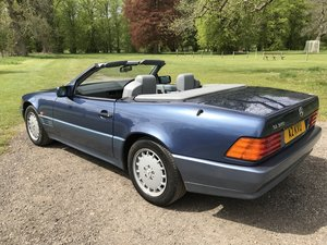 1994 Mercedes R129 SL320 For Sale