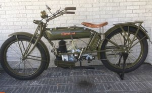 Cleveland A2 de luxe 1920